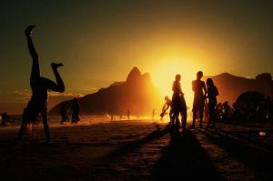 Skymark Pôr do Sol